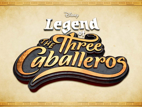 Legend of the 3 Caballeros