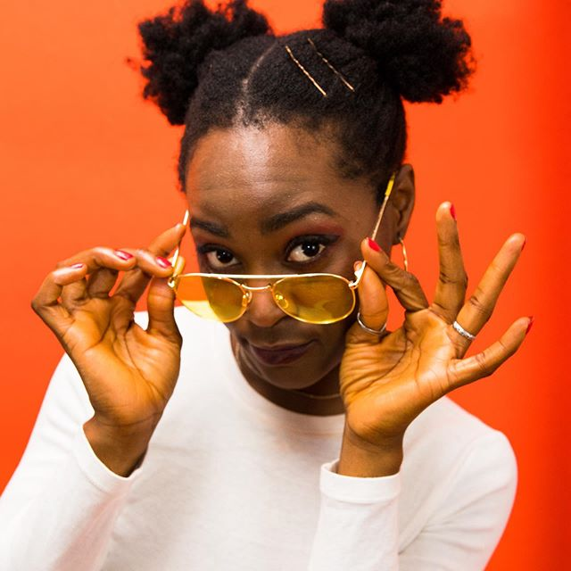 Wellll looky here 👀 . . @cookeyygam . . . #model #singer #music #fashion #beauty #dancer #sunset #woc #nigerian #photography #ezestudio #blackartists #blackgirlmagic