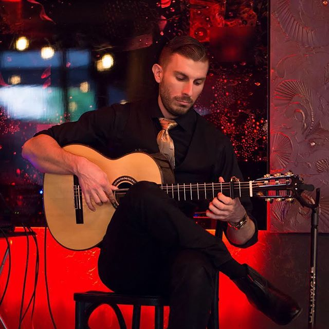 Great shot from my show at @sonatasrestaurant. Join me every Fri & Sat, 6-9pm, for exquisite dining and elegant music!🍴🎶 📸 @erikfizz . . #guitar #musician #music #musiclife #topmusicians #guitardaily #guitarlove #photography #livemusic #acoustic #musicphotography #live #art #hustle #ambition #work #selfmade #passion #dedication #style #artist
