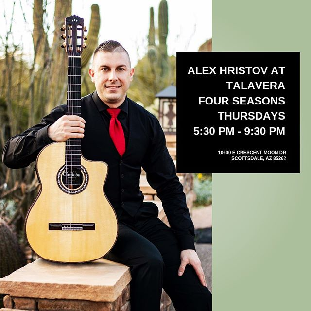 Catch my live Flamenco guitar show during Summer in Seville at @talavera_restaurant, Thursdays, 5:30-9:30 PM, at @fsscottsdale! 🇪🇸🌹💃🏻🎶 📸 @adelaide.photography.123 • • • #music #guitarist #beats #livemusic #flamenco #guitar #musician #rocknroll #musica #musicproducer #guitarra #livemusic #musicians #band #photooftheday #artist #pandora #producer #singersongwriter #concert #live #newmusic #singer #spotify #art #instamusic #song #songwriter #musicvideo #photography