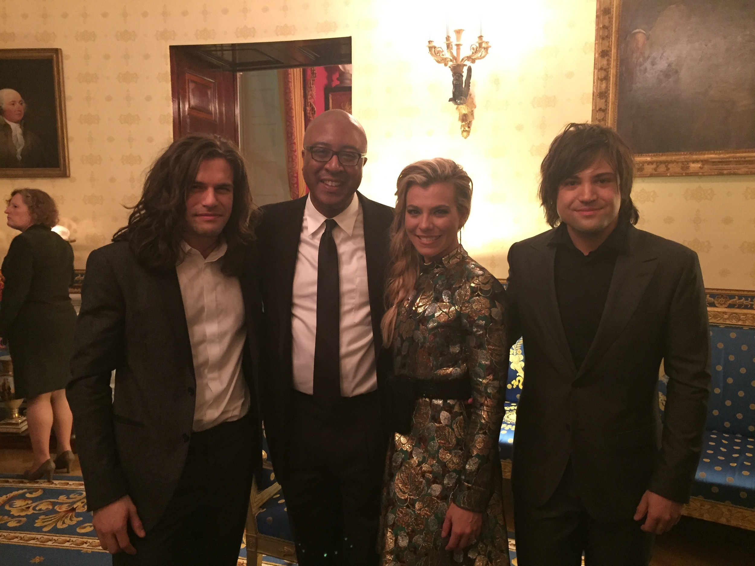 With The Band Perry