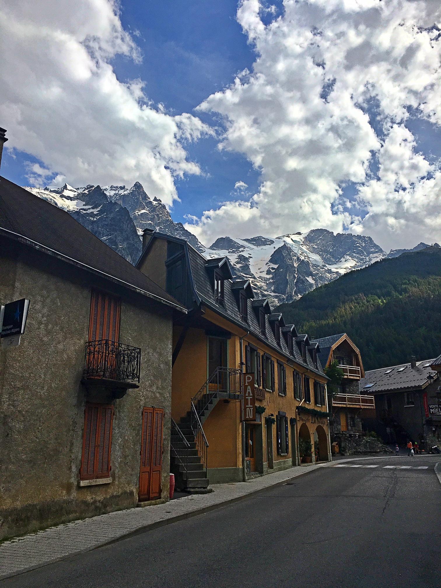 Town of La Grave