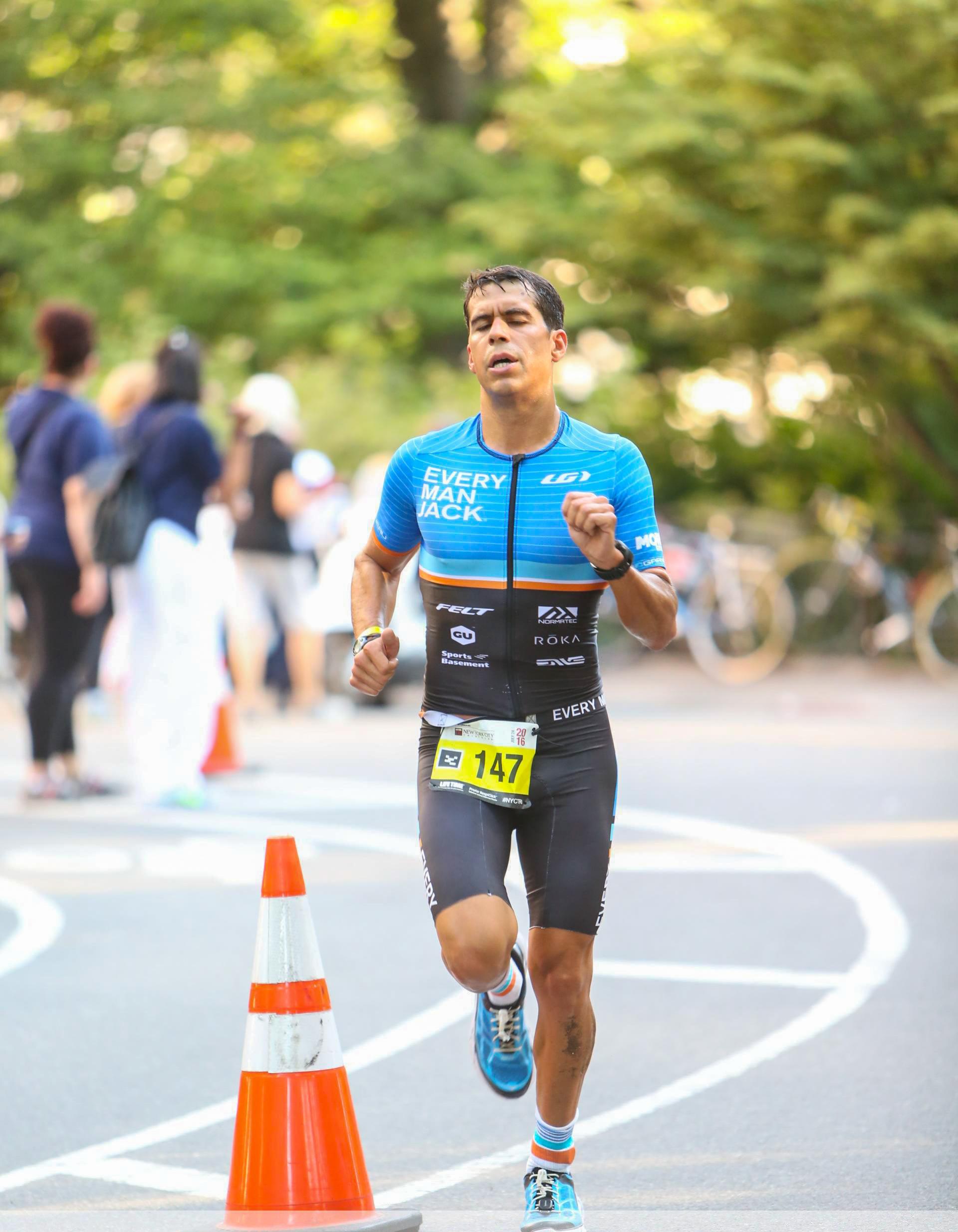 NYC Triathlon 2016 a