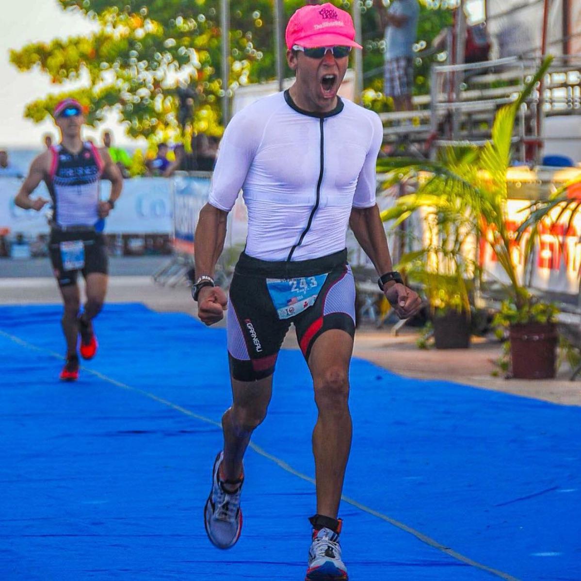 Ironman Cozumel 2