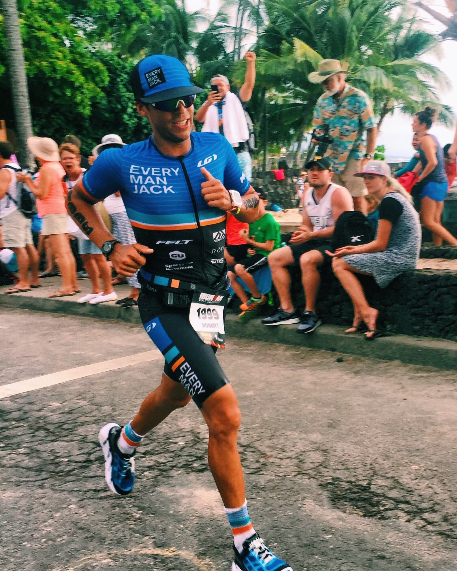 Ironman Kona World Champs