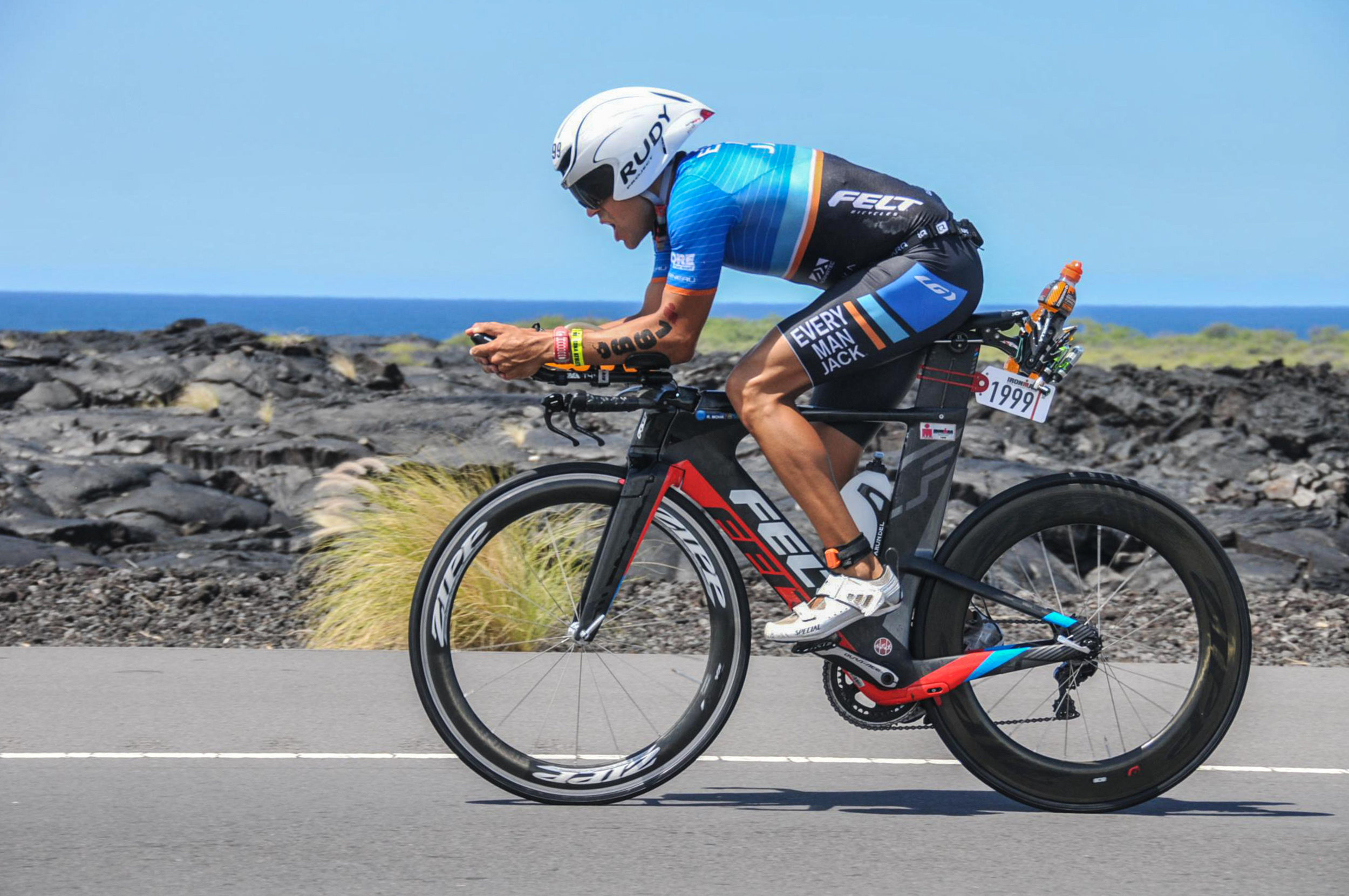 Ironman World Champs Vegan Athlete Rob Mohr