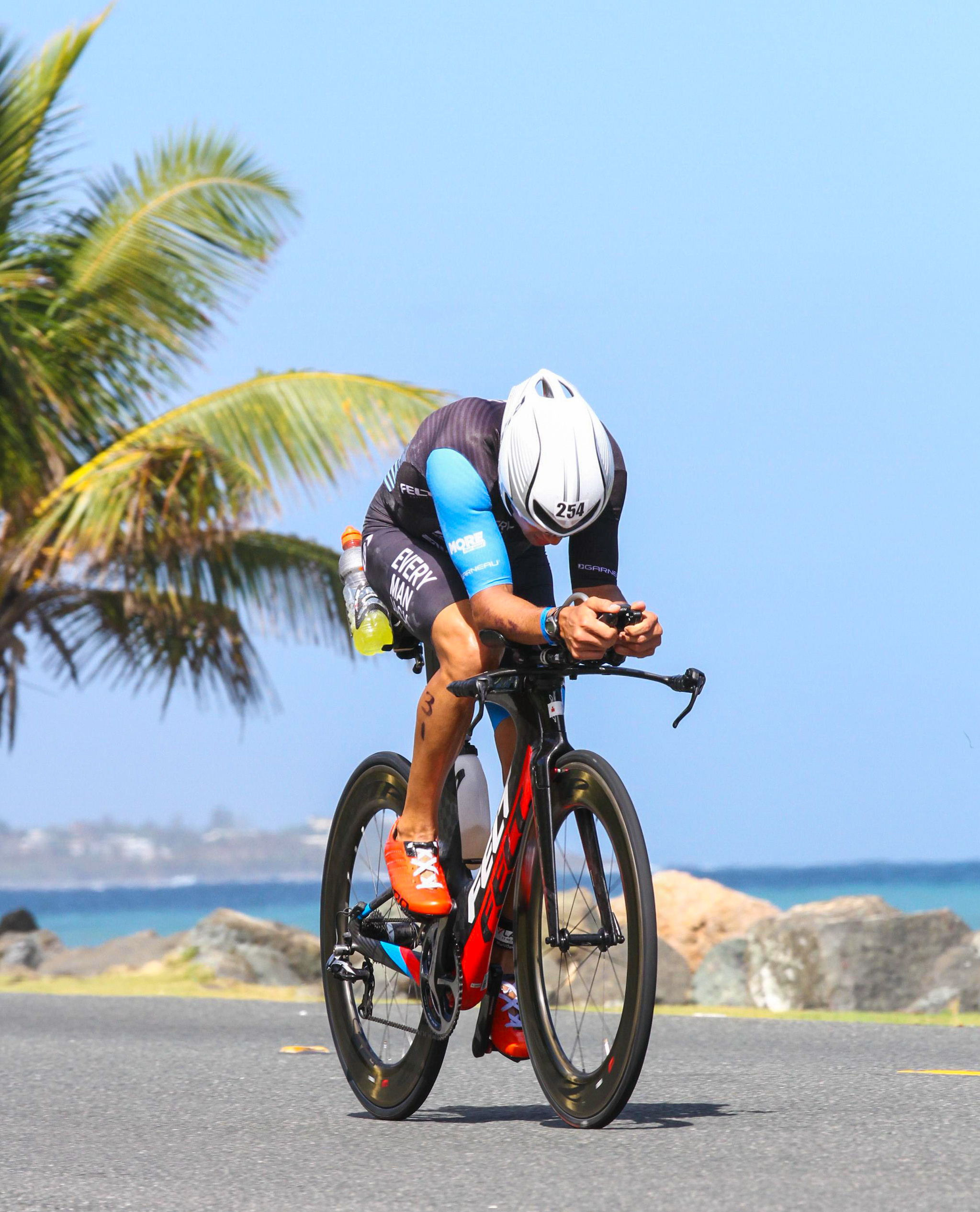 Ironman Puerto Rico 70.3 Bike