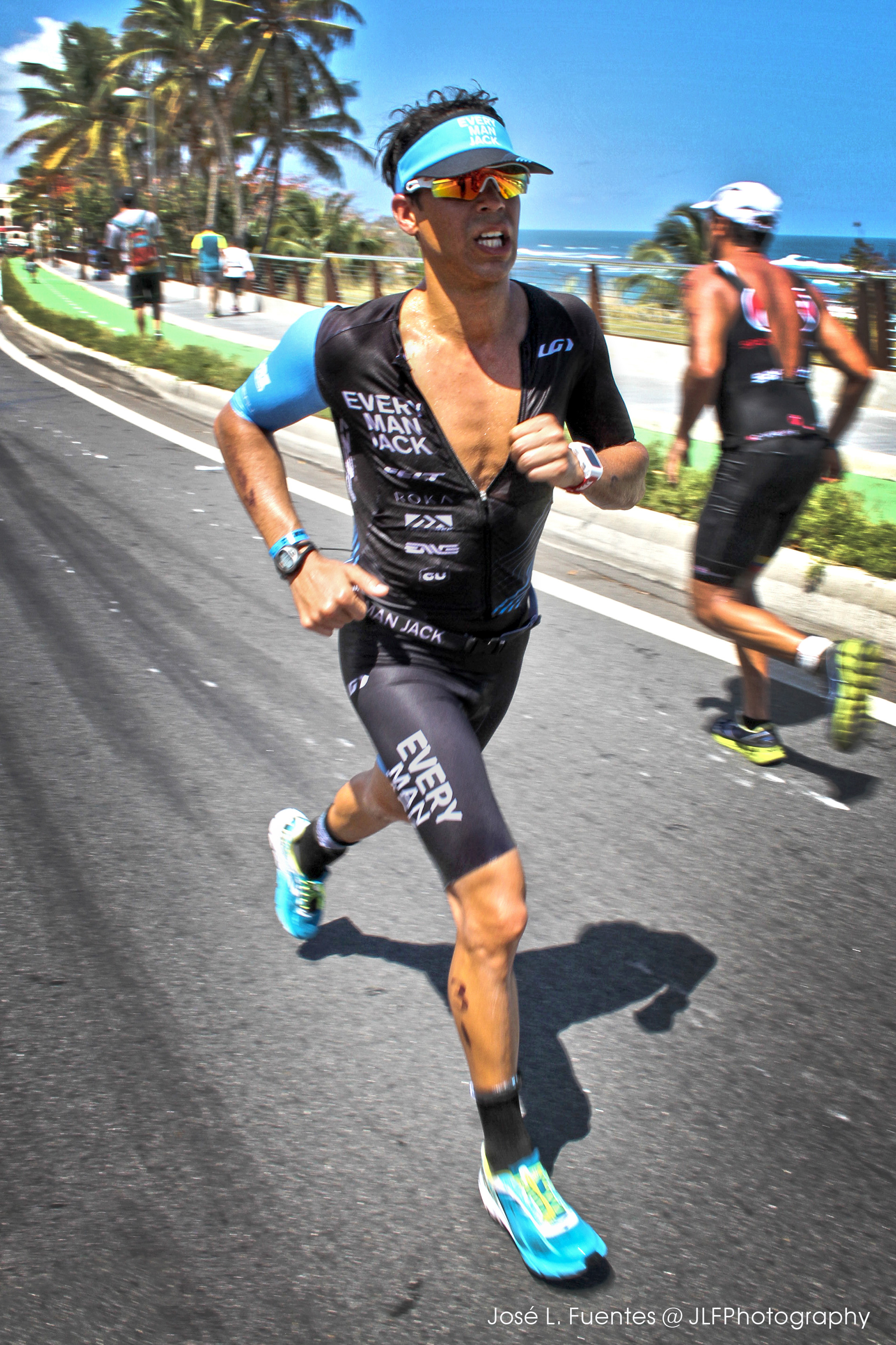 Ironman Puerto Rico 70.3 Run