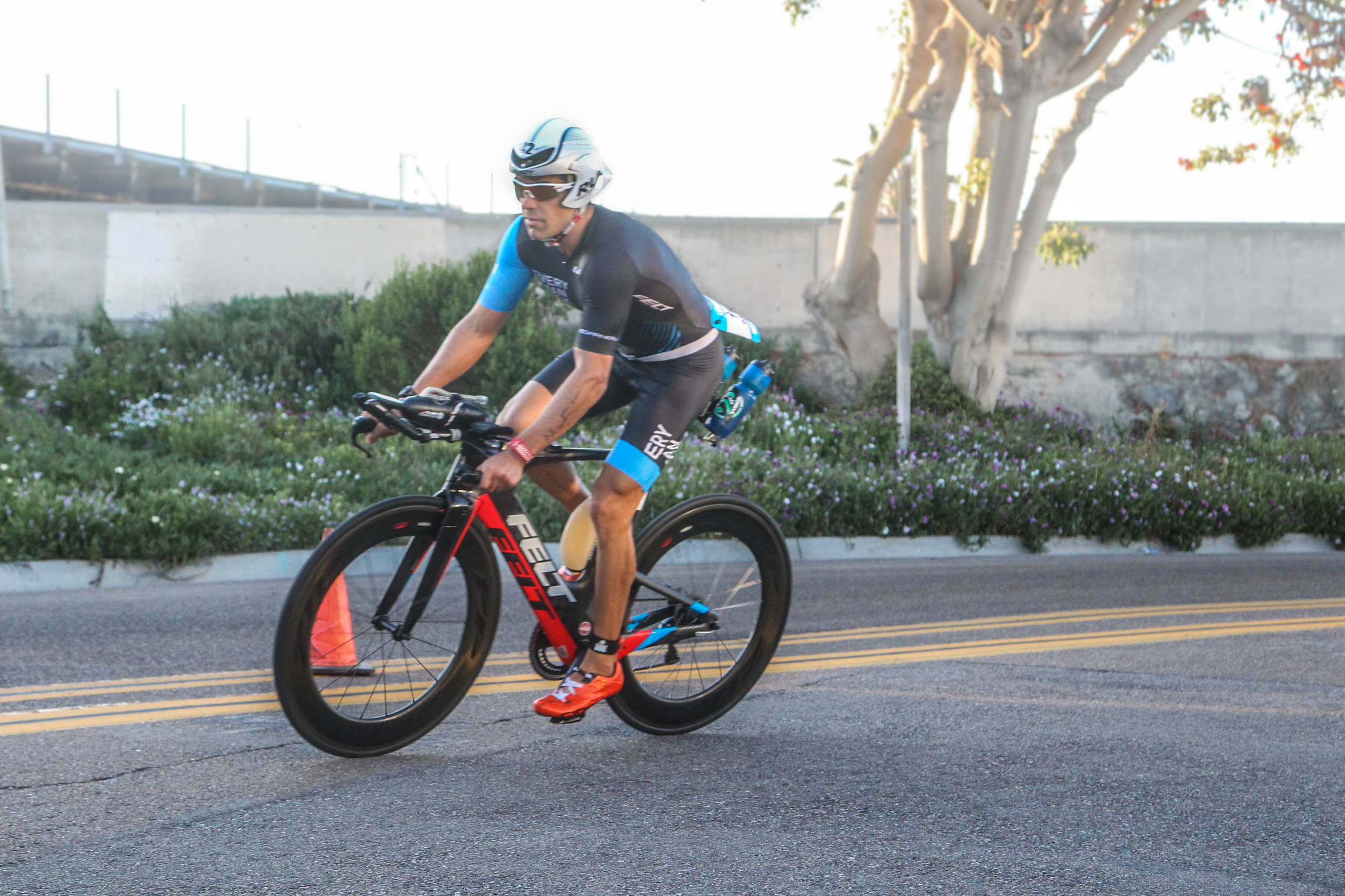 Oceanside 70.3 Race Report - Rob Mohr