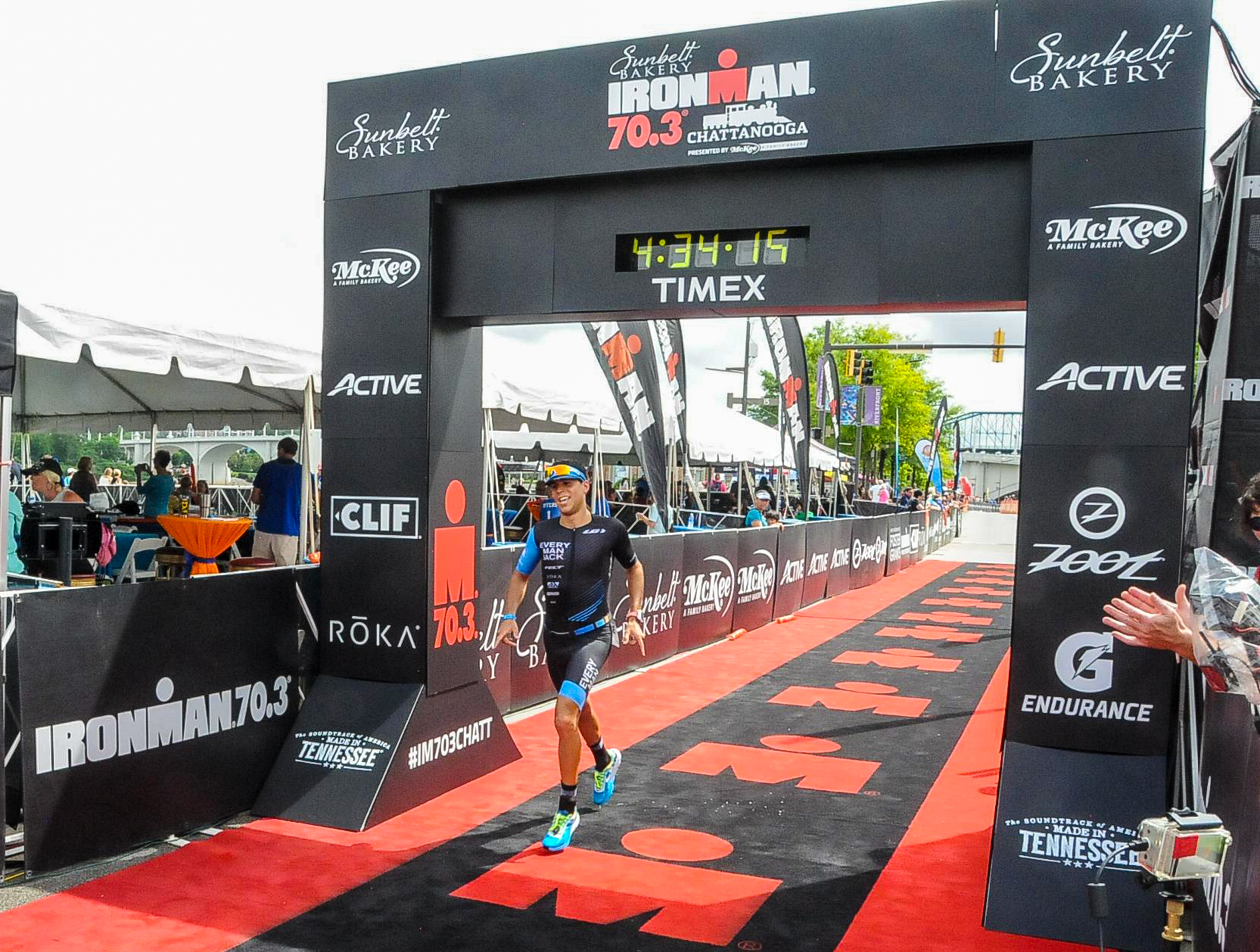 Ironman 70.3 Chattanooga