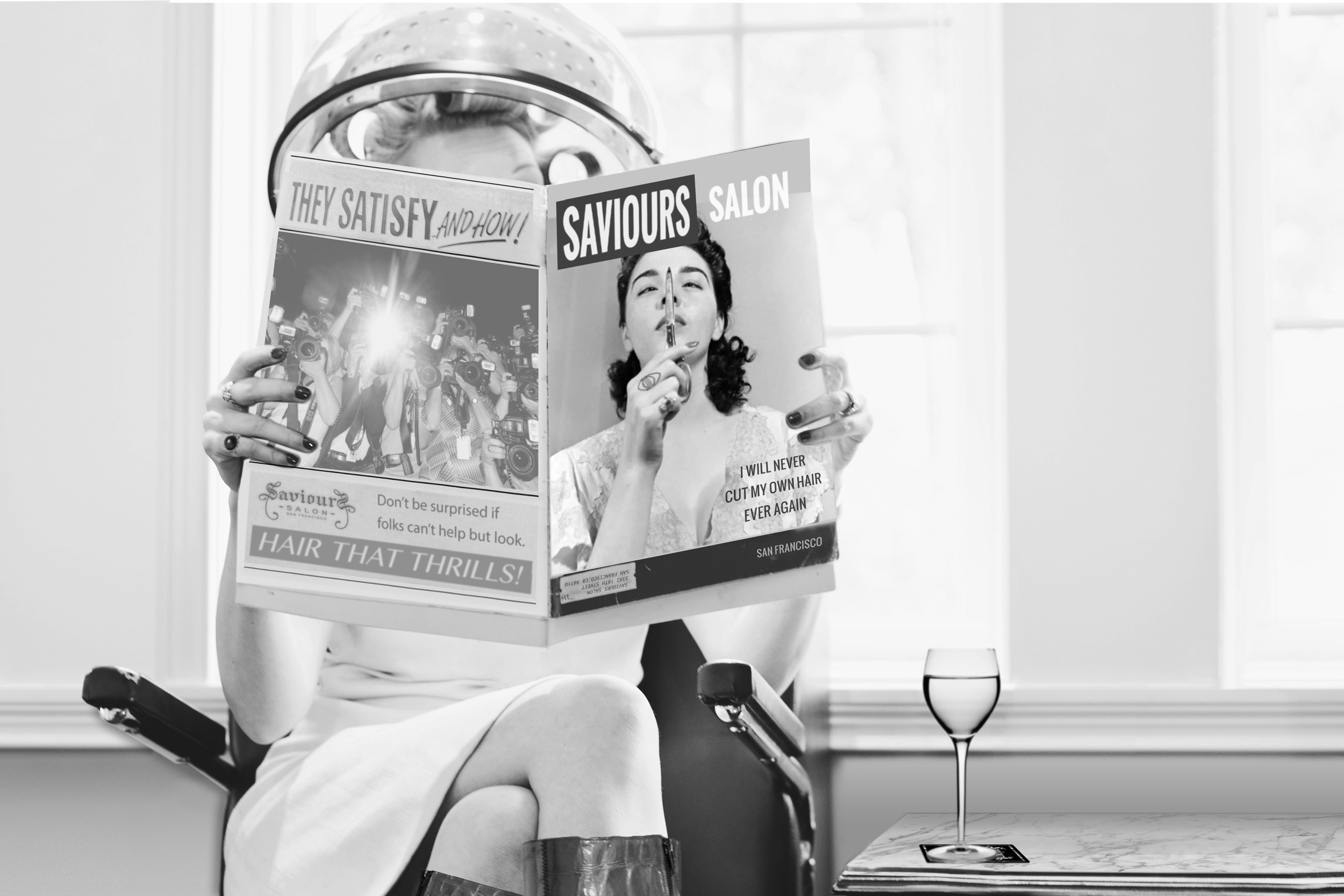 Saviours Salon - Stylists of Hair and Makeup