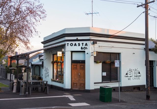 Oi! Did you guys know that our permanent location has a HUGE range of toastas not available from the trucks...?⠀ ⠀ Open today until 2.30pm!⠀ ---------------⠀ ⠀ ⠀ #toasta #melbourne #melbournefood #grilledcheese #melbourneeats #melbournecafe #foodtruck #catering #foodtruckcatering #melbournefoodie #melbournefoodtrucks #melbournefoodfiles #westmelbourne #voncrumb #ubereatsmelb #ubereats #toastaandco #melbourneevents #melbournefunction #melbournepartyfood #toastaandco #toastie