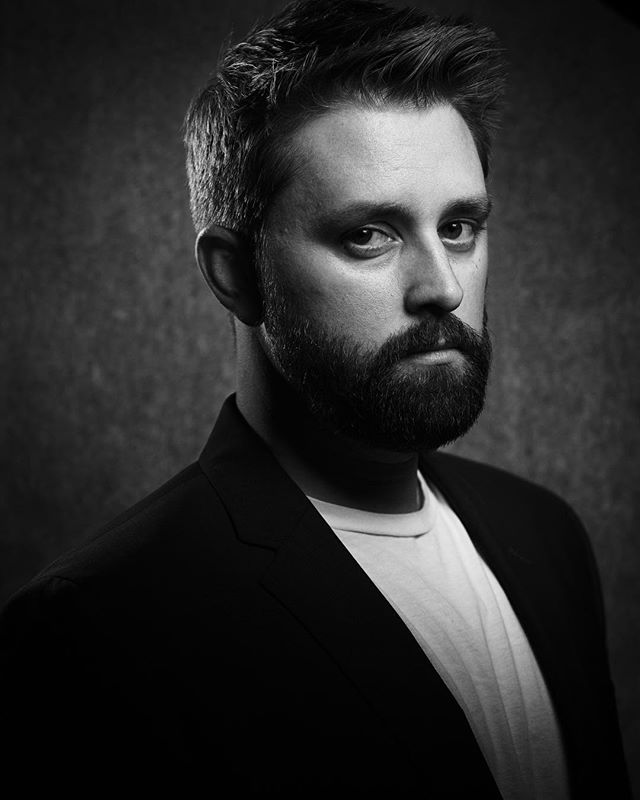 Portrait of a Bearded Man 📸: @_robparks . . . . #portraitphotography #portrait #headshot #headshots #actor #actorslife #actors #blackandwhite #instablackandwhite #black #white #godfather #photography #photoshoot #photographer #photo #photooftheday #photos #insta #instagram #instagood #instapic