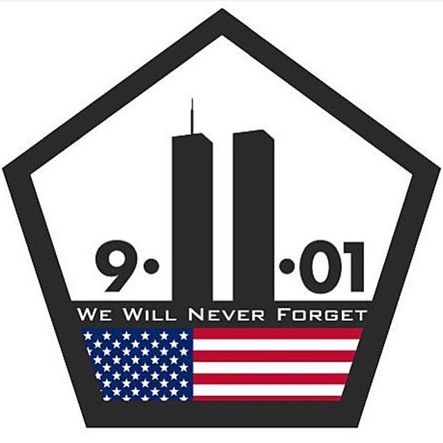 Never Forget 🇺🇸 . . . . #neverforget #911 #america #usa #nyc #newyork #remember #september11