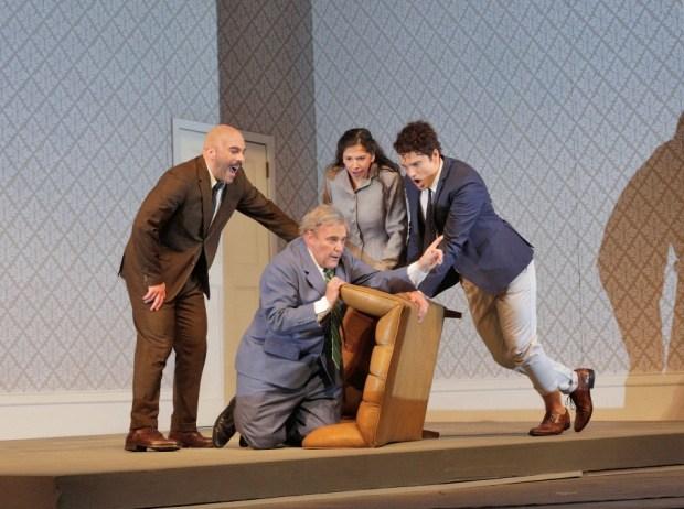 Don Paquale- Santa Fe Opera