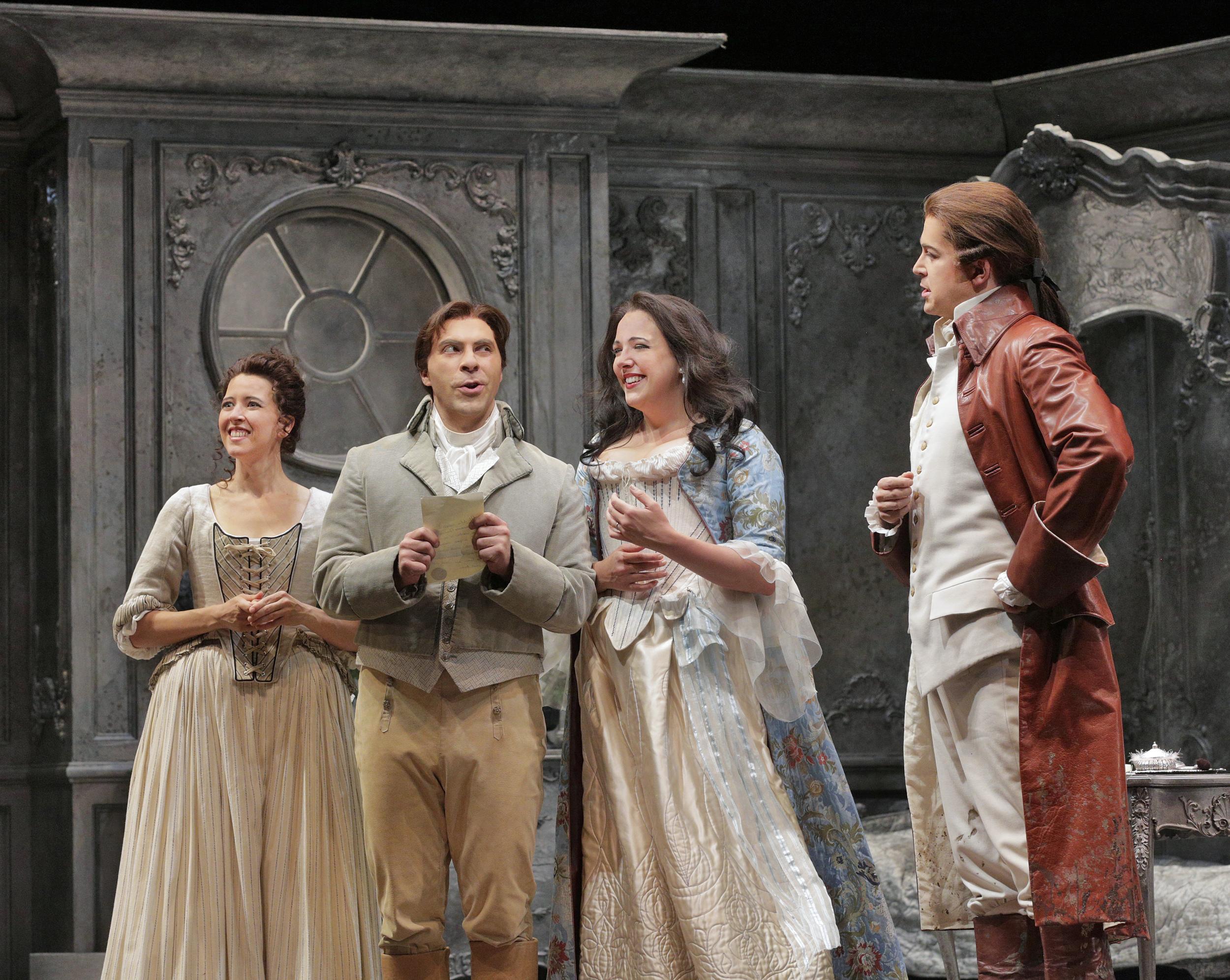 Le Nozze di Figaro- Santa Fe Opera