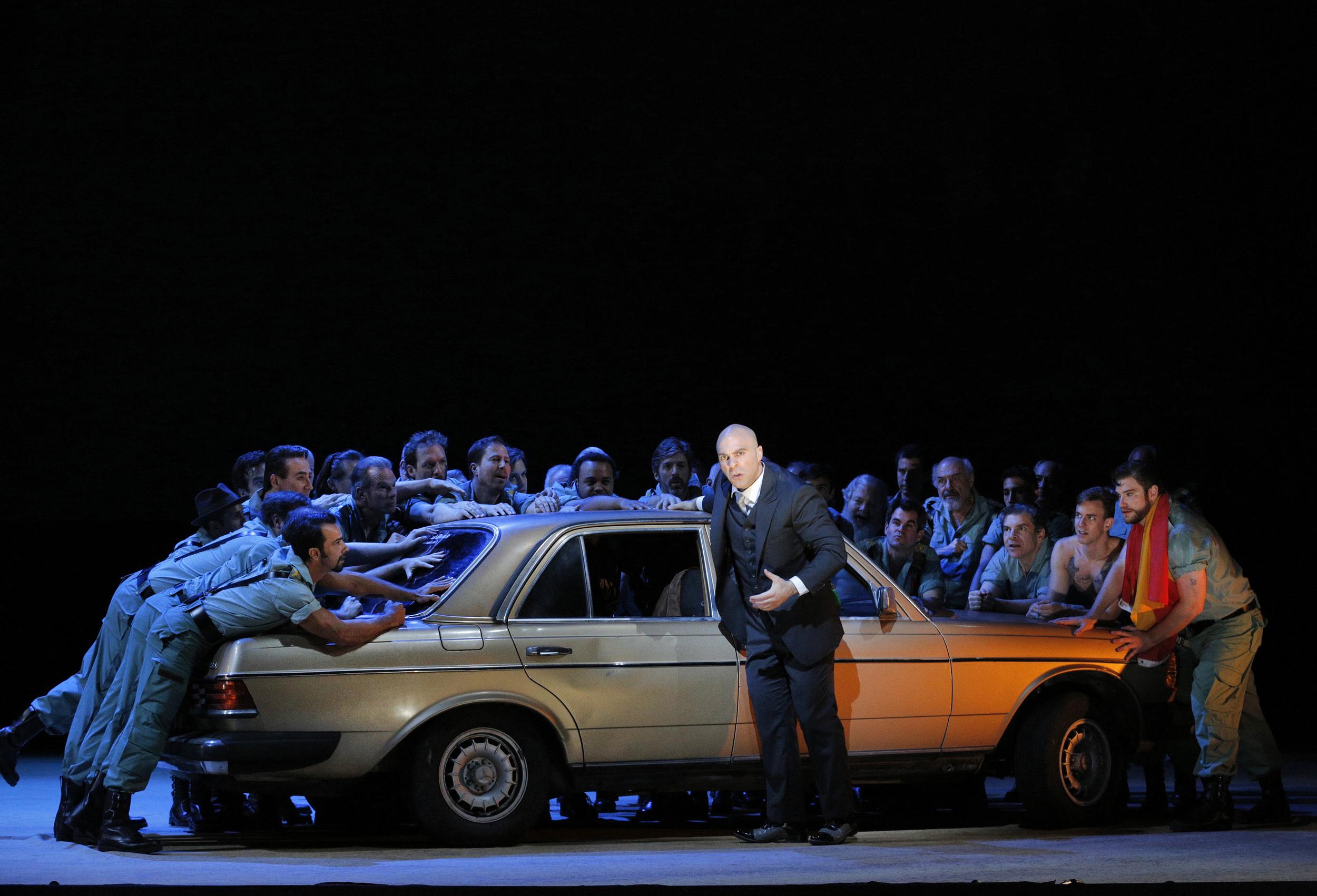 Carmen- San Francisco Opera