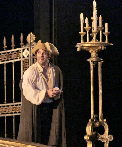 Tosca- Santa Fe Opera