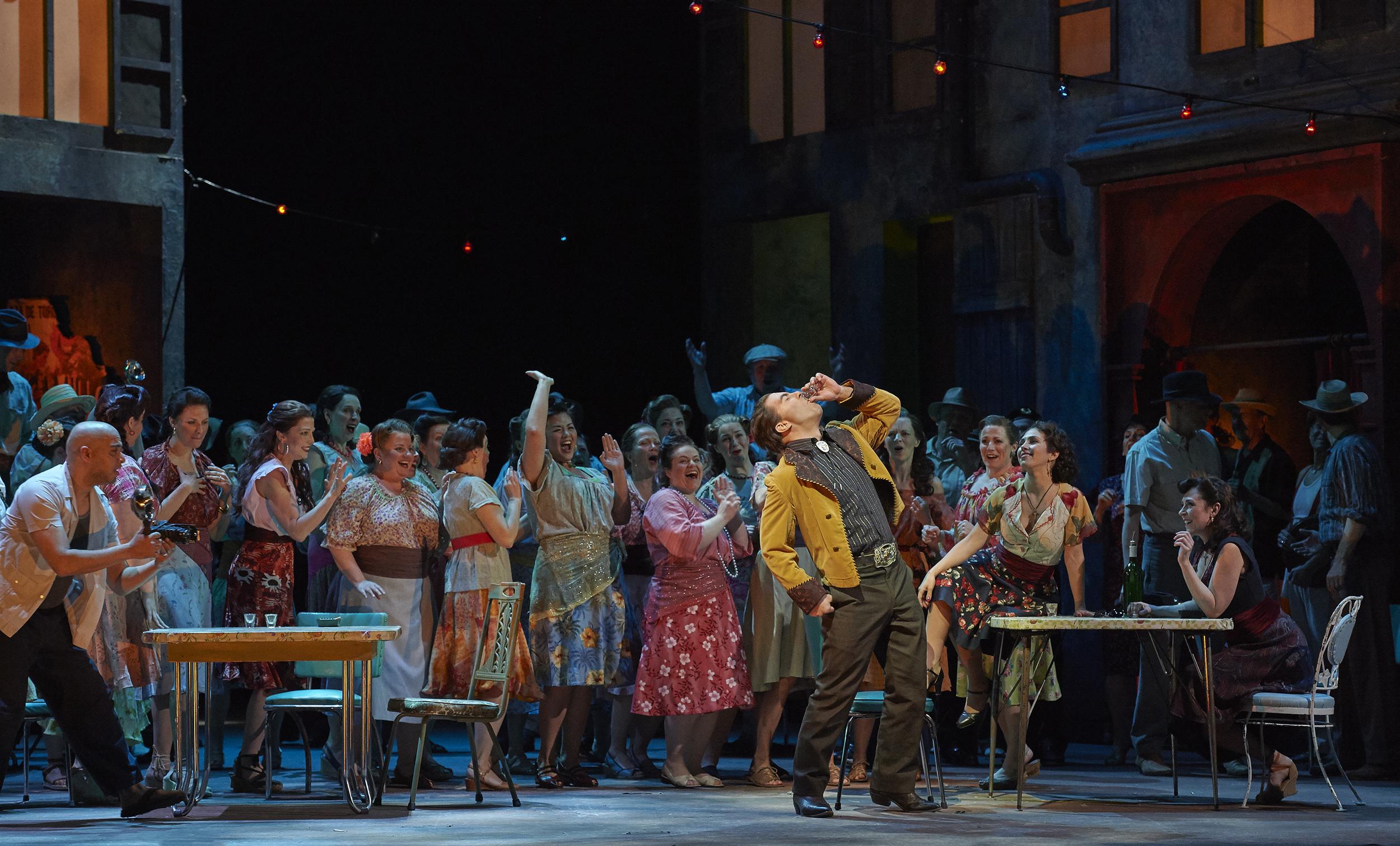 Carmen- Canadian Opera Company