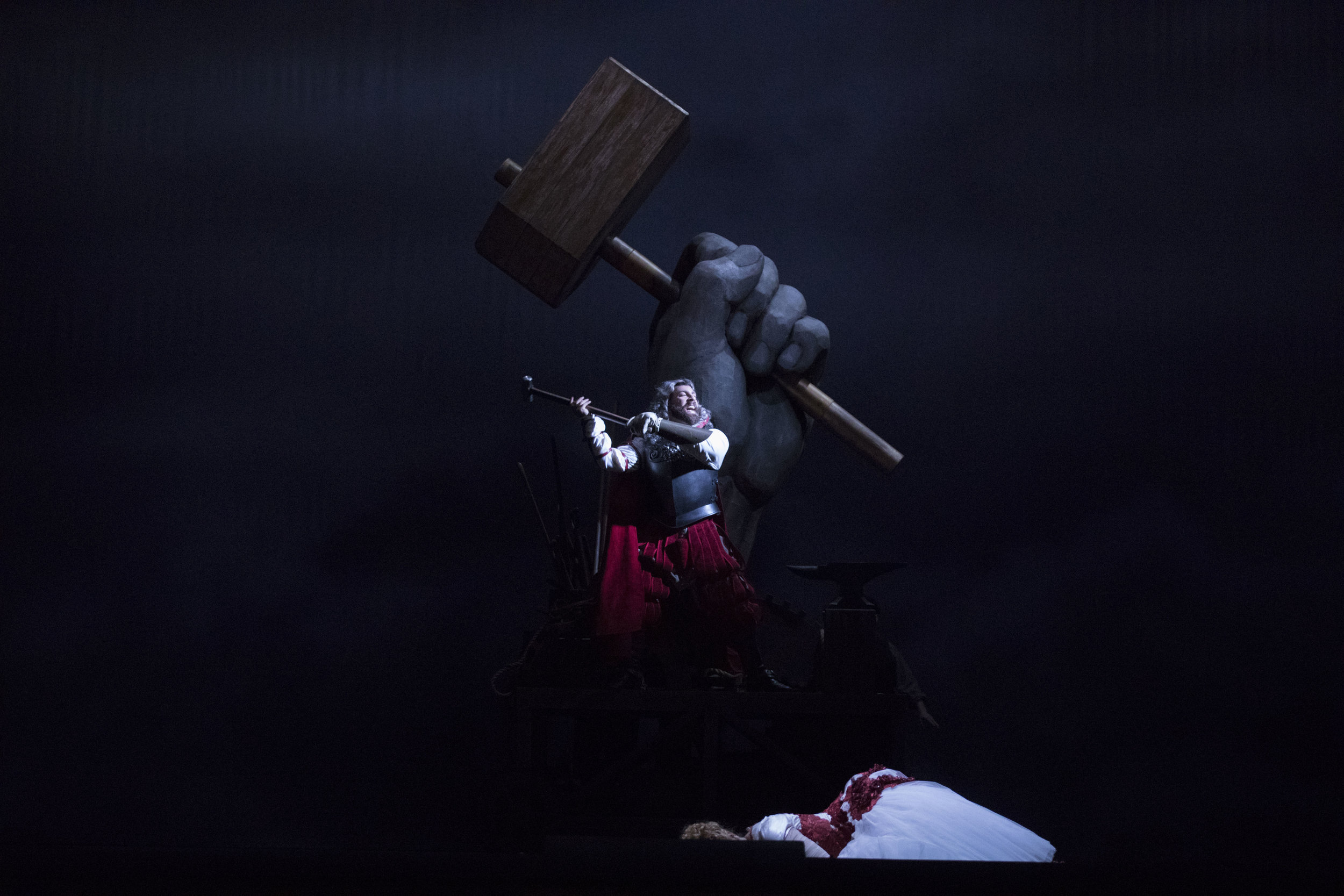 Das Rheingold- Lyric Opera of Chicago