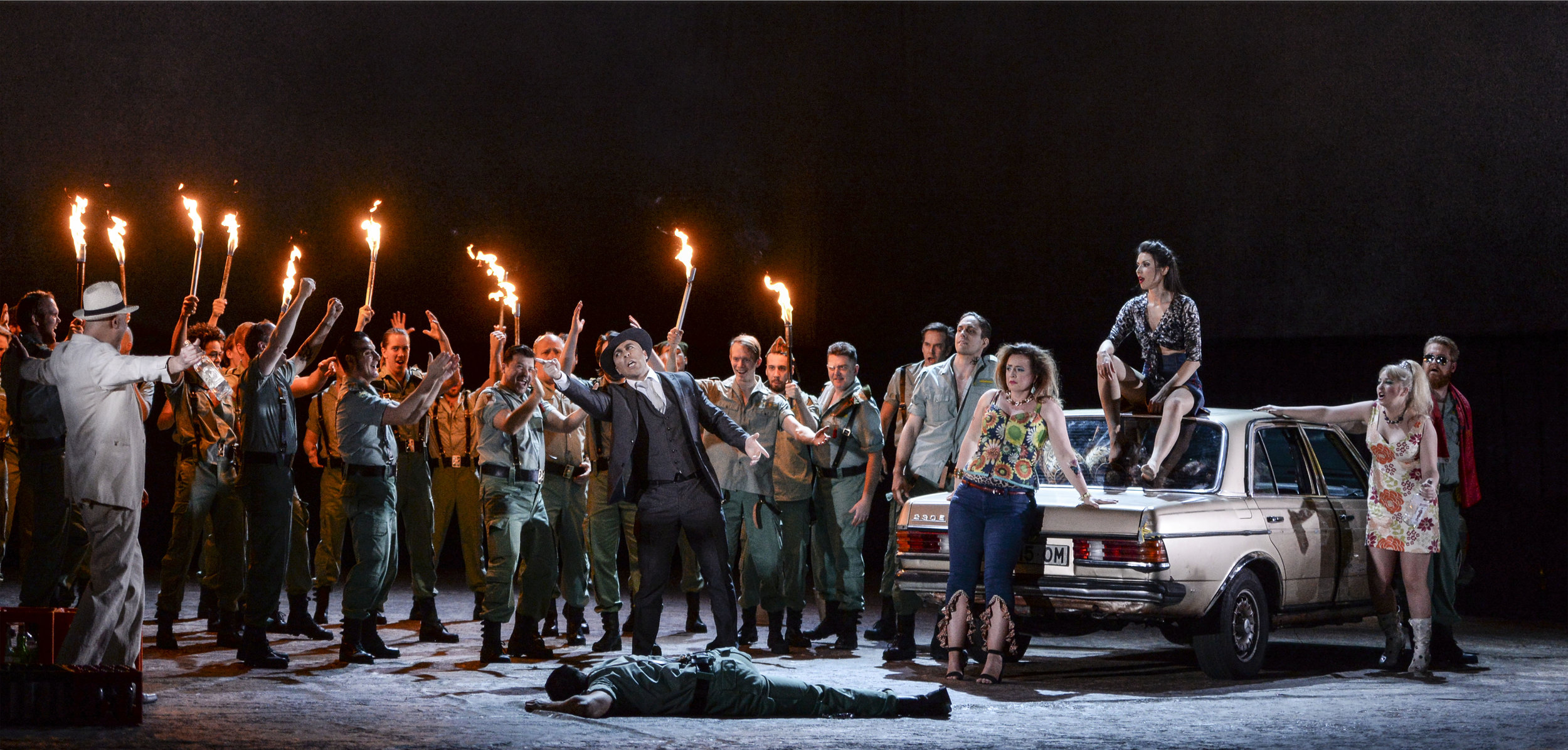Carmen- Den Norske Opera & Ballett