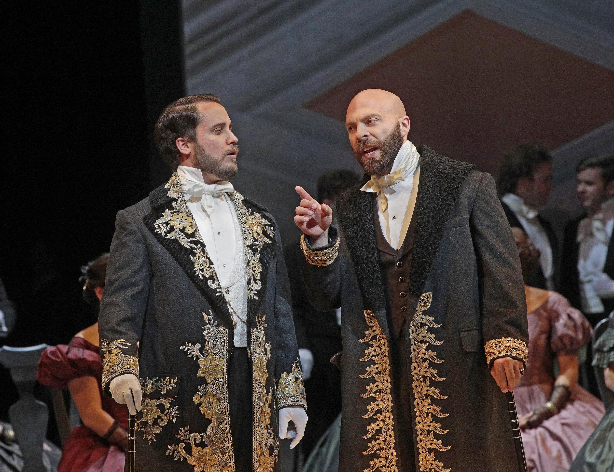 Lucia di Lammermoor- Santa Fe Opera