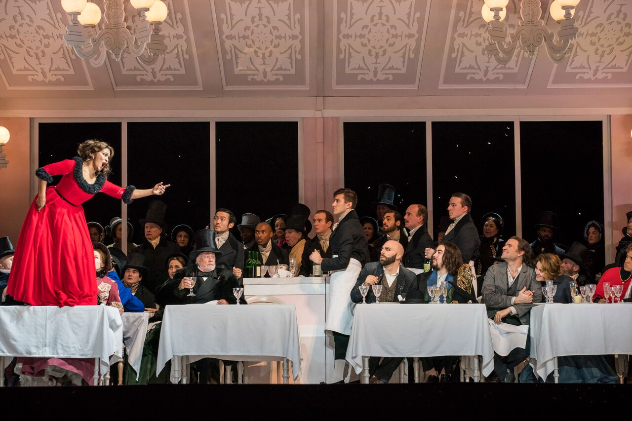 La Bohème- Lyric Opera of Chicago
