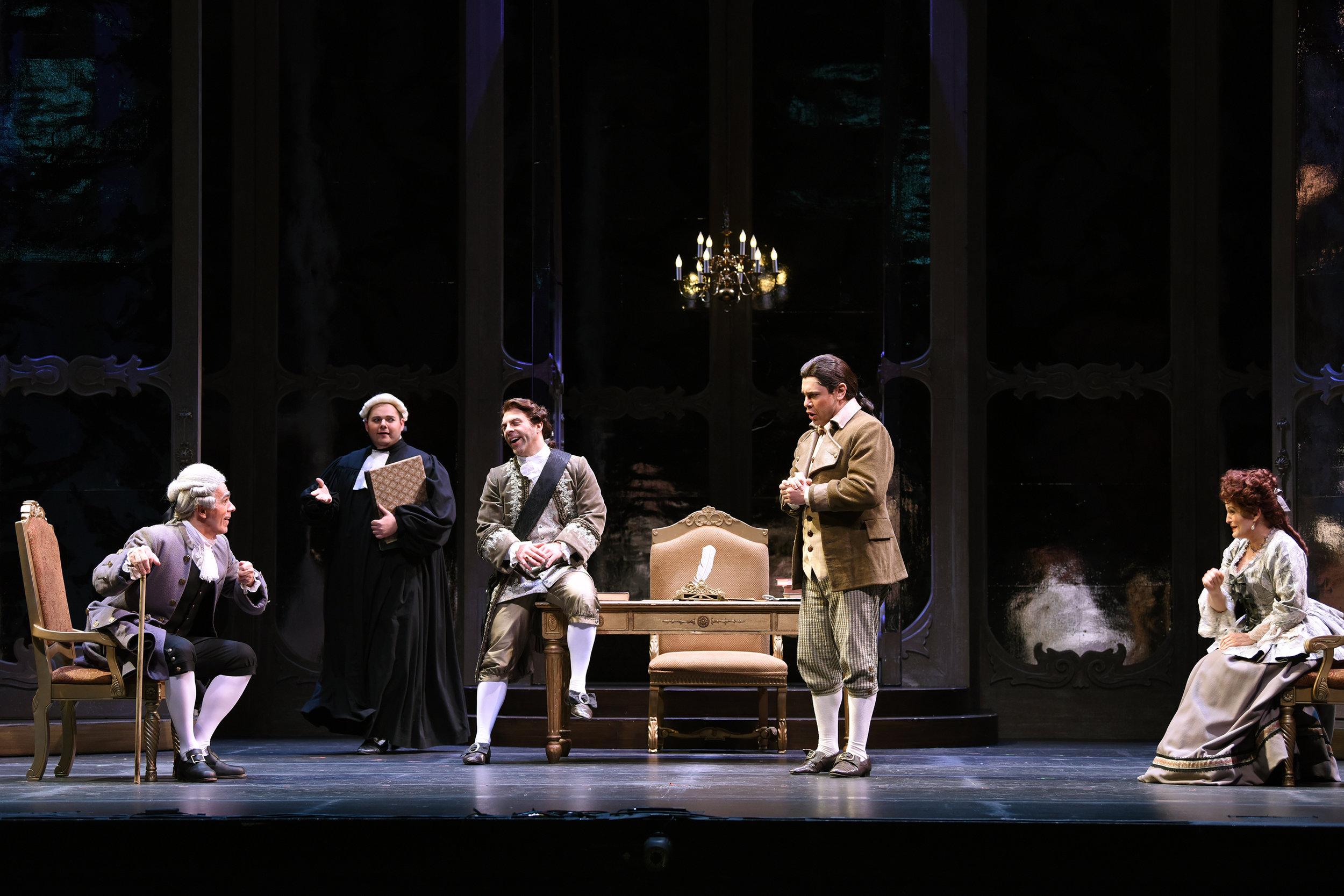 Le Nozze di Figaro- Arizona Opera