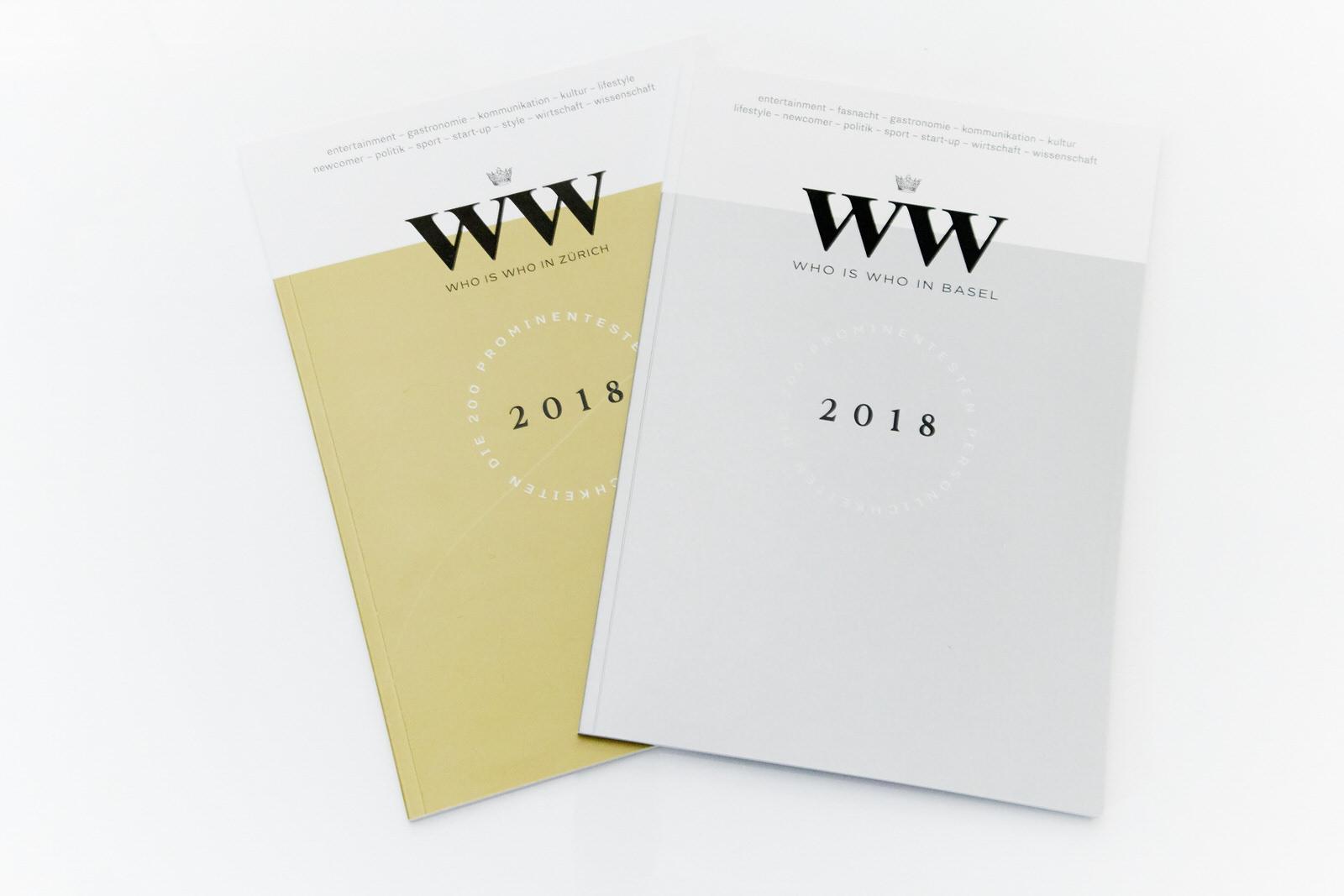 Lektorat Who is Who 2018