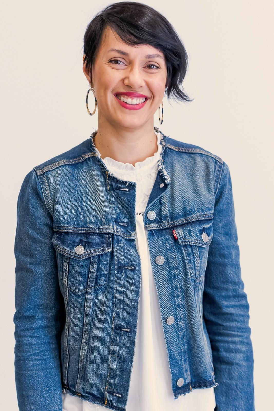 MARISSA KNOTT - Senior Pastor