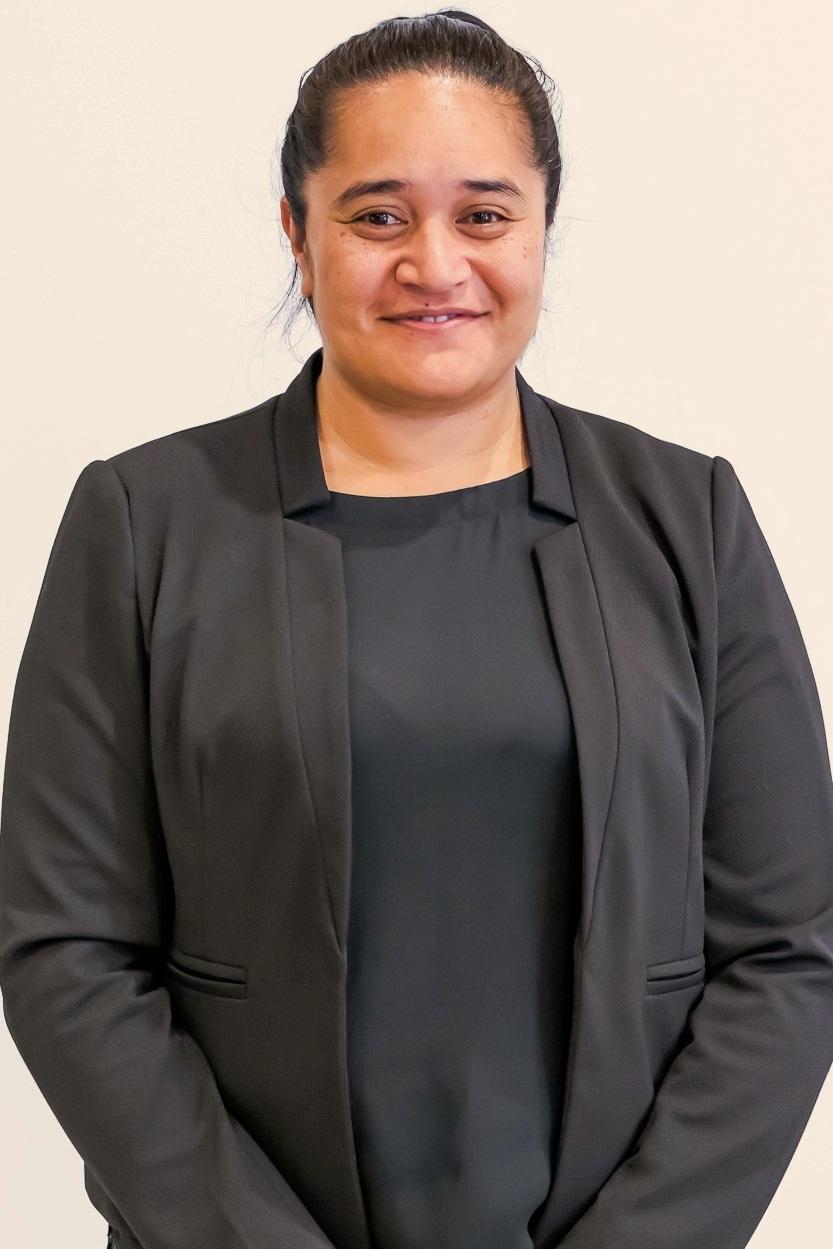 TREENA MADAR - Youth Pastor