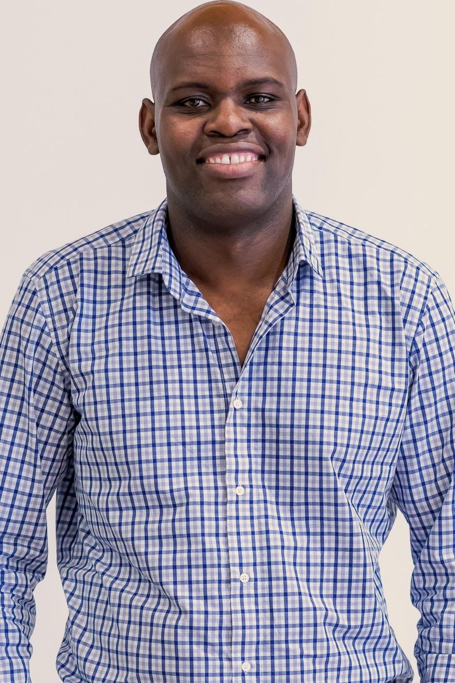 UPENYU DZAPASI - Finance Manager