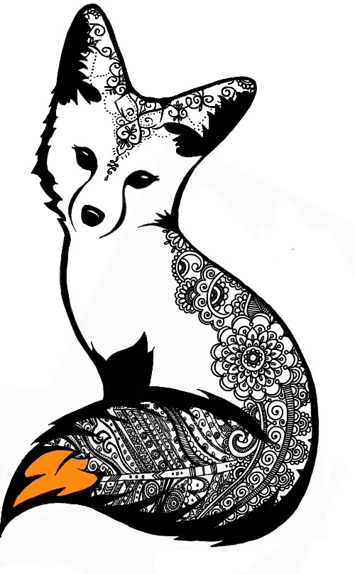 This is the second tattoo that I have design and this one was also one that I want. I was originally for my wrist but it soon became apparent that the wrist is to small for the details included. It is now intended to go on my right thigh.