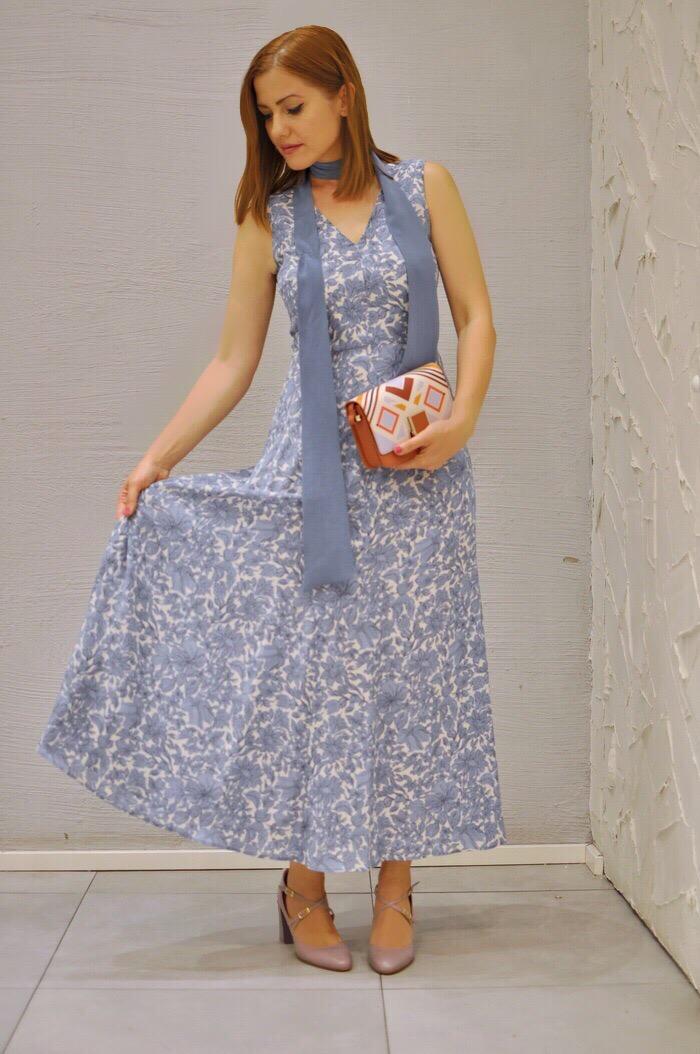 Фустан WEEKEND MAX MARA | Чевли WEEKEND MAX MARA | Tашна MAX&CO