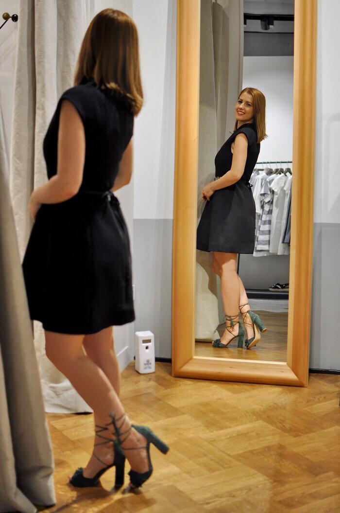Фустан MARELLA | Чевли MARELLA | Ремен MAX&CO