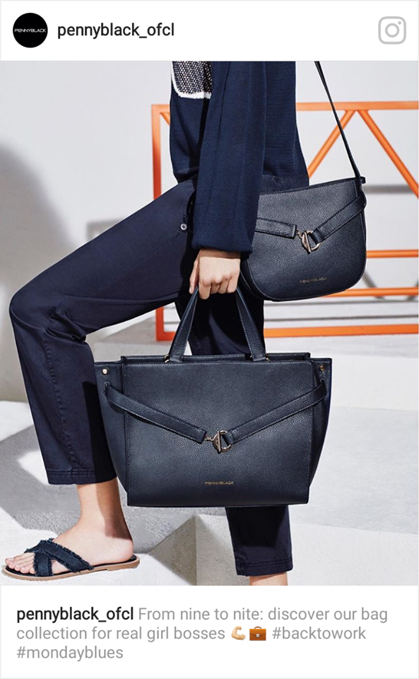 Чанта за на работа.