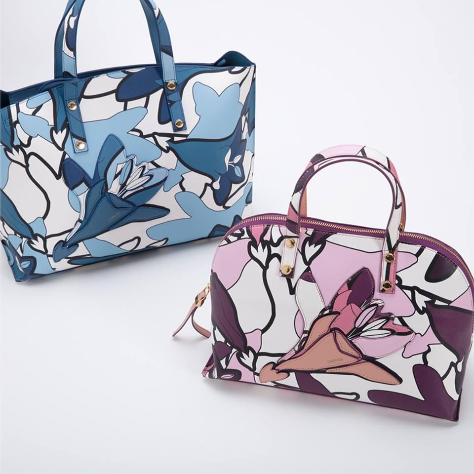 Торба со впечатлив дизајн