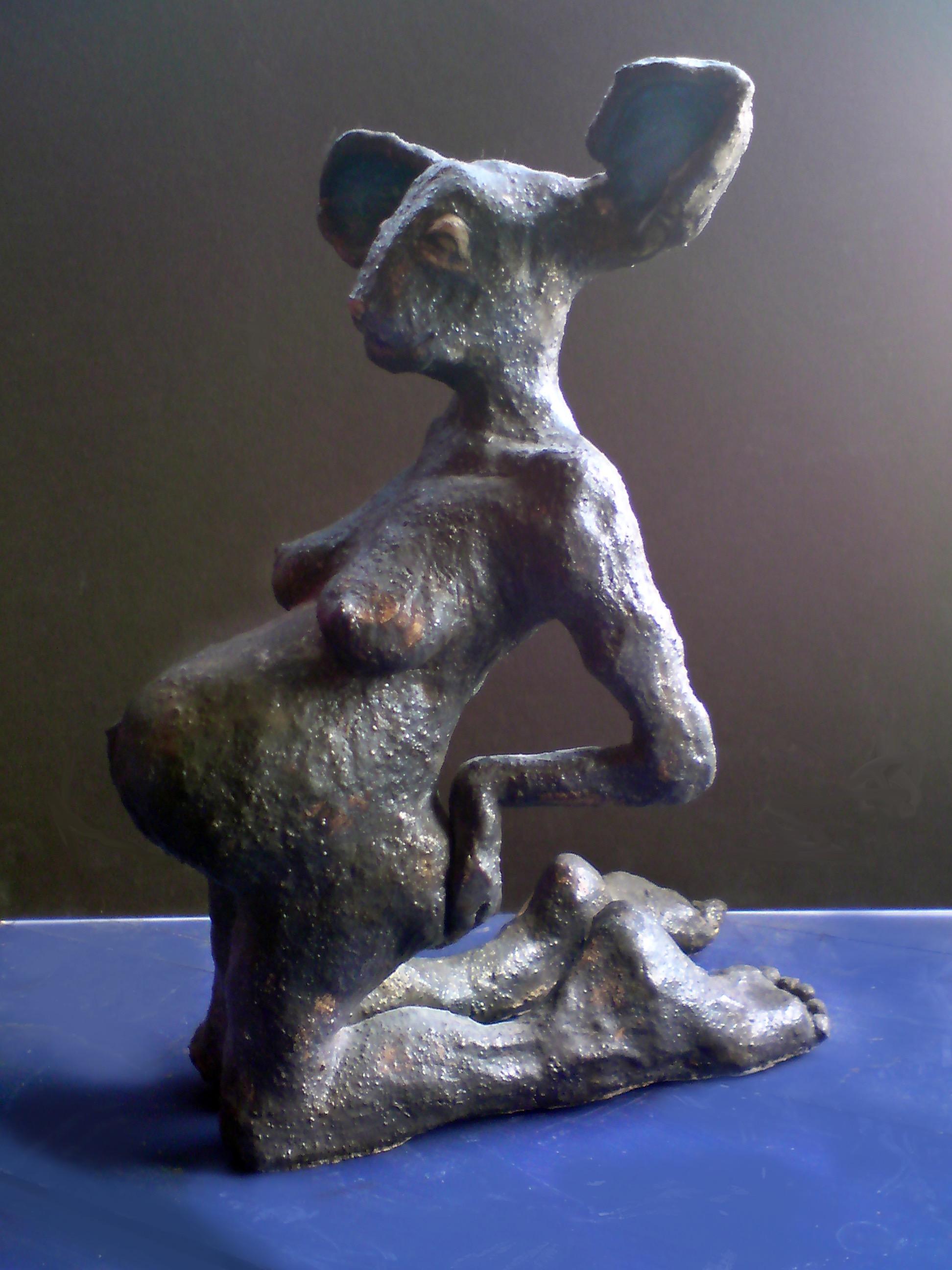 'Spring Baby' by CJ Munn (sold)