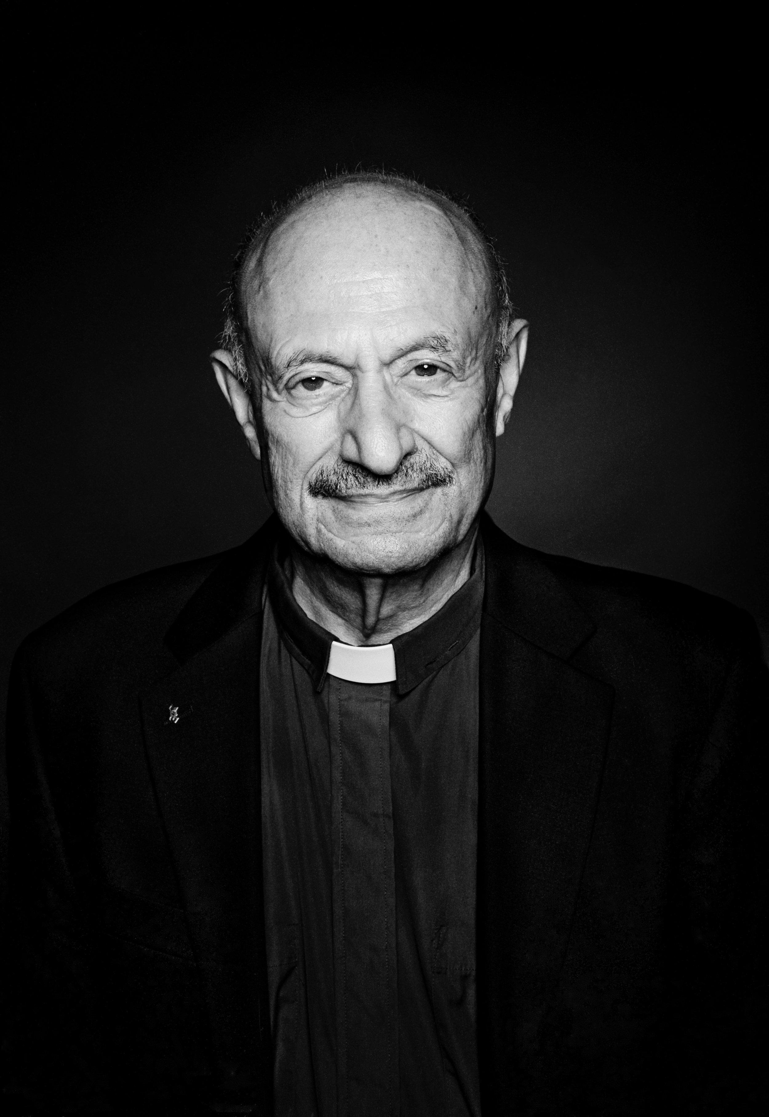 Inside the Film: Fr. Fulco, S. J.