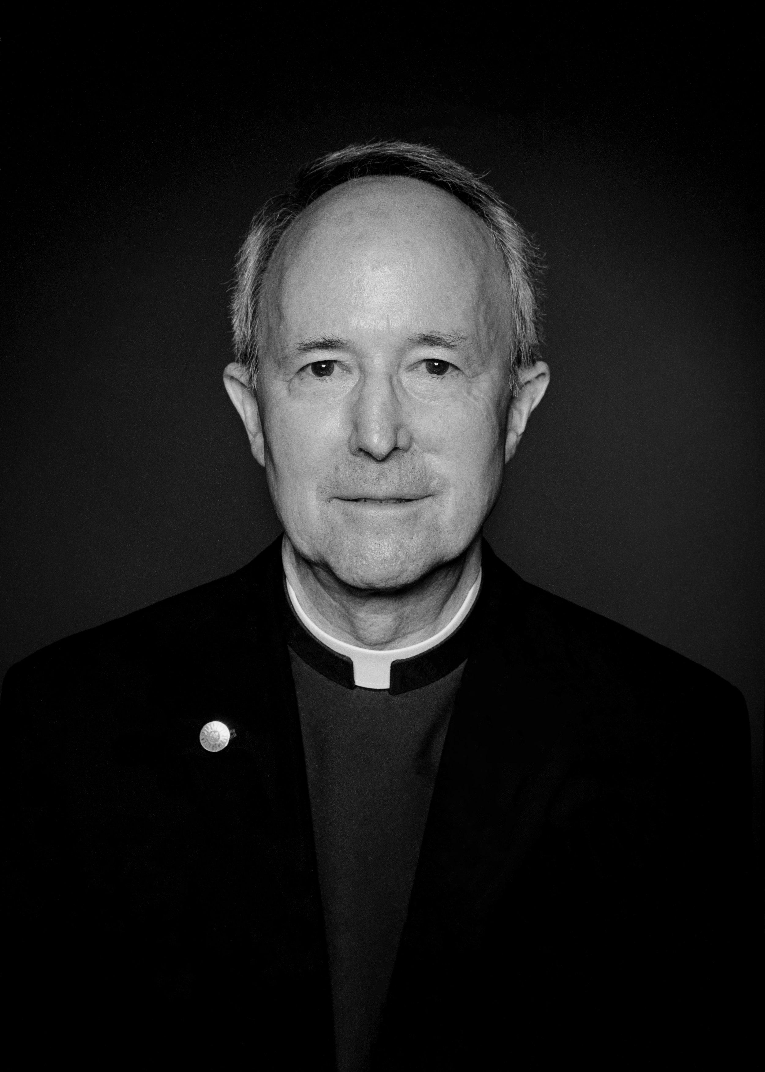 Inside the Film: Fr. Roche, S.J.