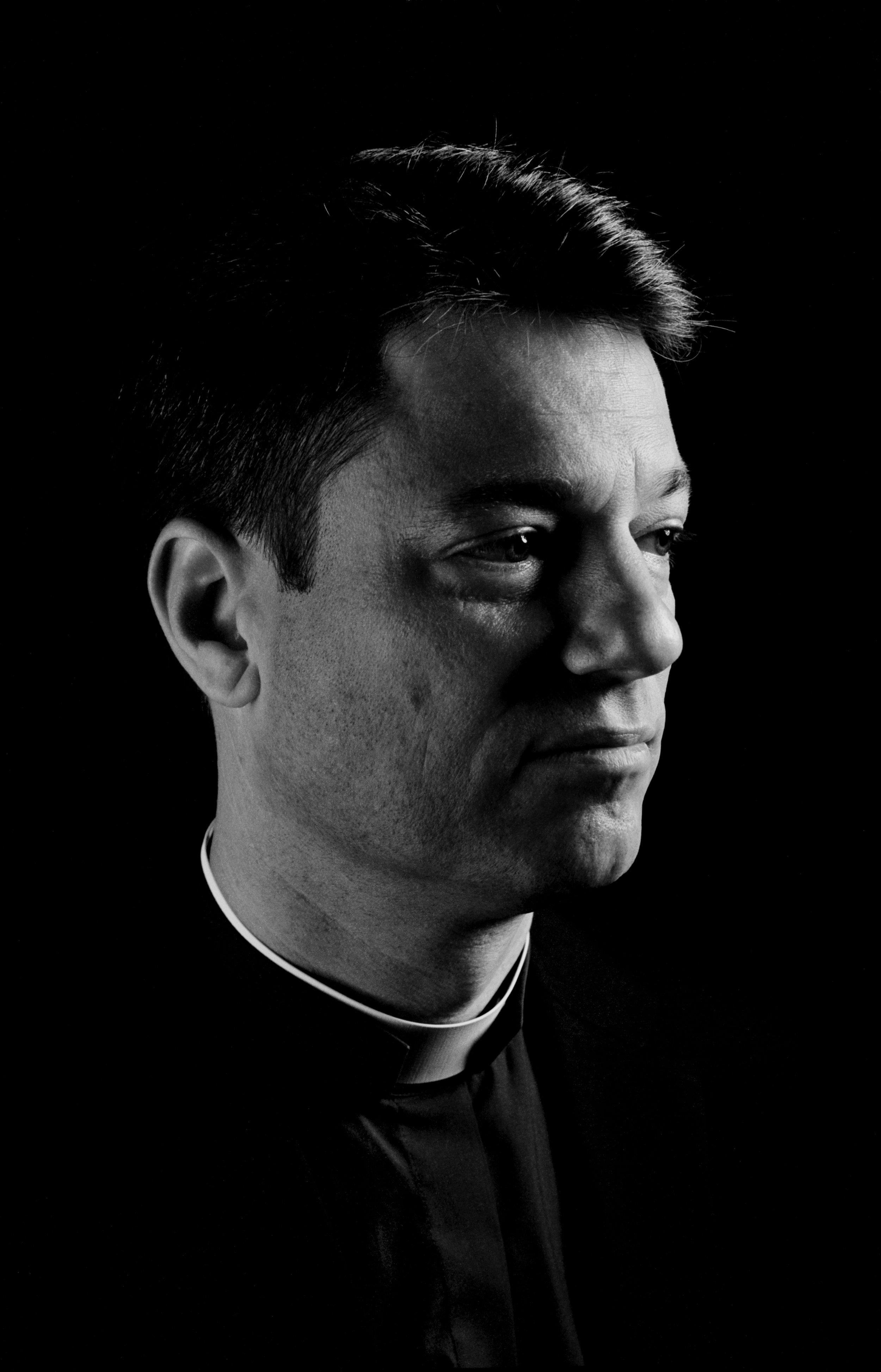 Inside the Film: Fr. Marc, S.J.
