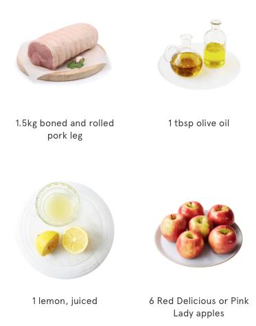 roast pork ingredients