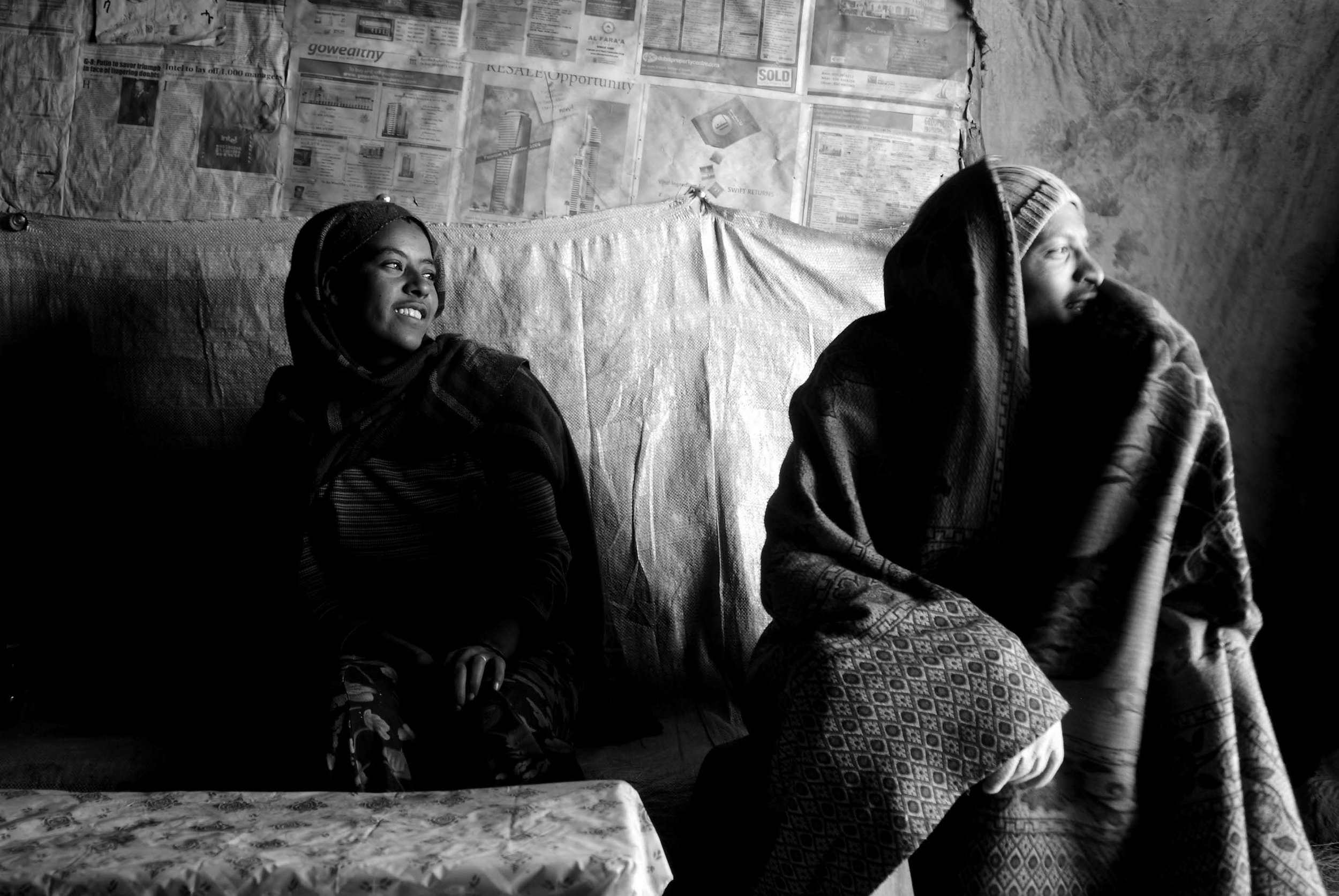 """""""Love"""" Welo, Ethiopia"""
