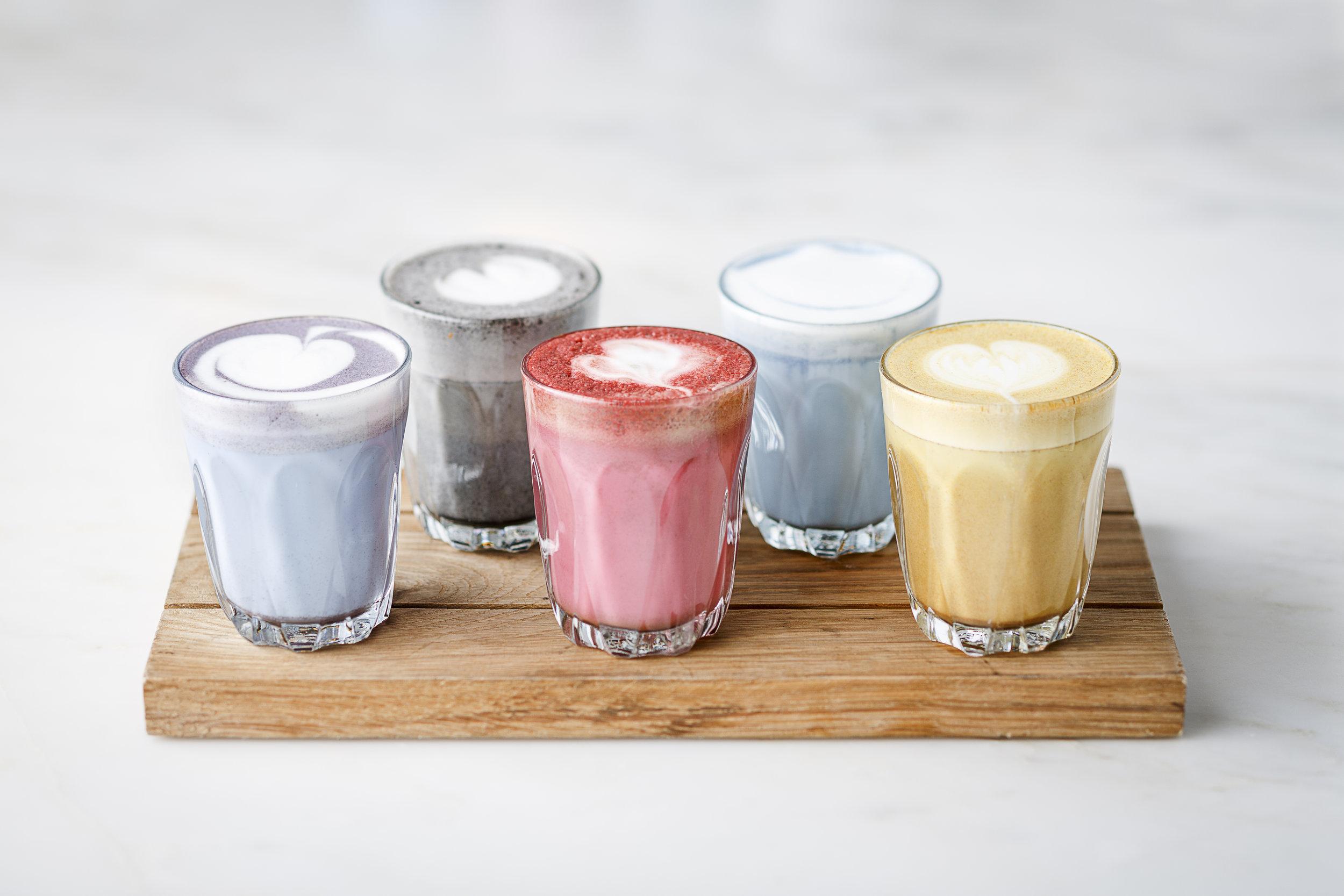 lattes at rosebank