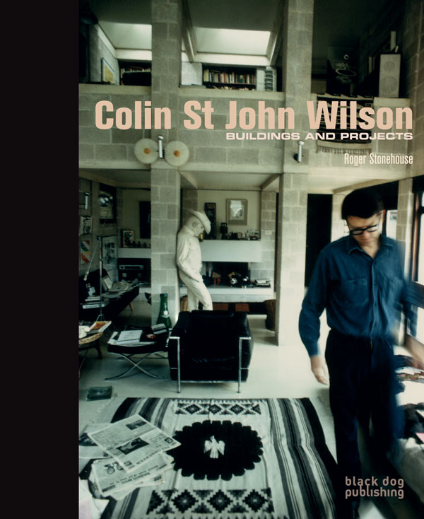 Colin St John Wilson  Buildings and Projects
