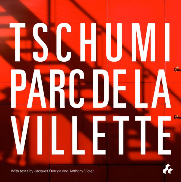 Tschumi  Parc De La Villette