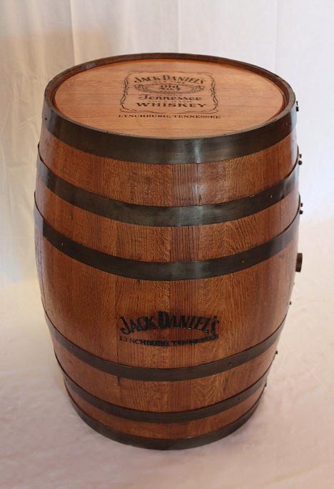 Jack Daniels Whiskey Barrels