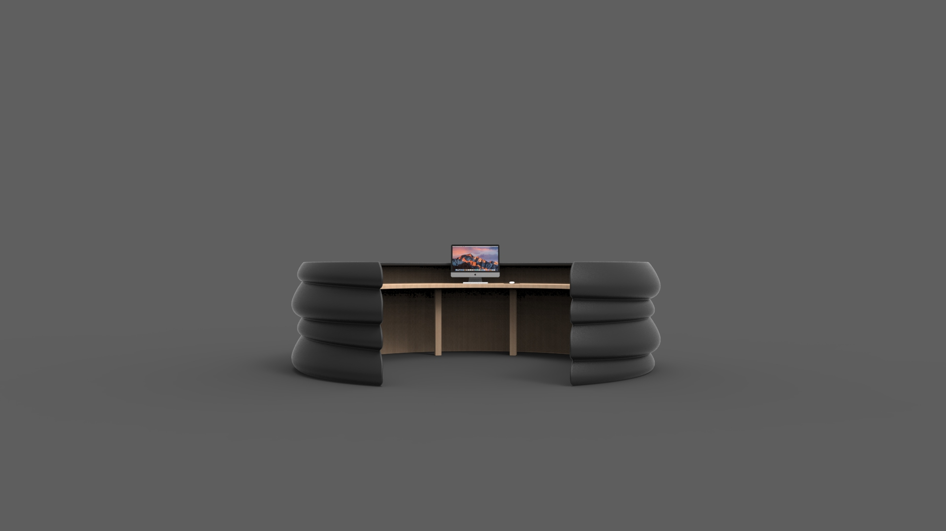 Furniture Design: Reception Table