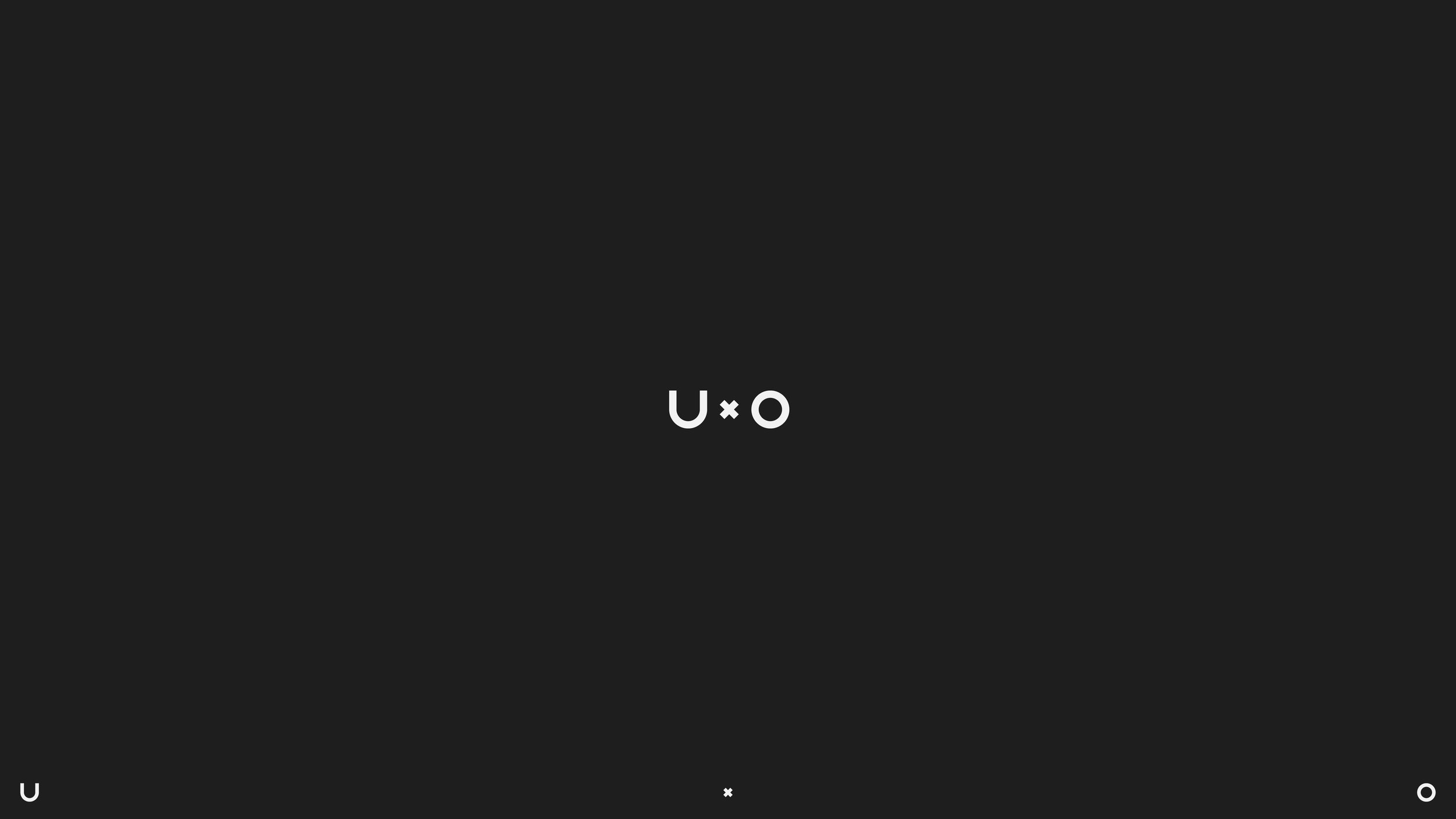 Graphic Design/Logo Design: UO Designs, Secondary logo