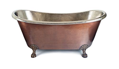 Copper Claw foot Bath